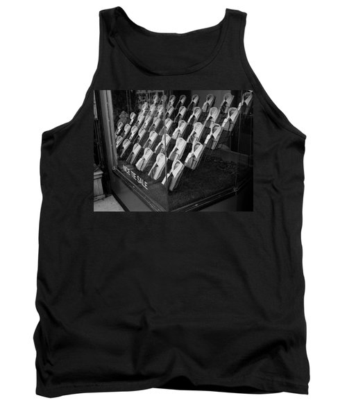 Empty Shirts Tank Top