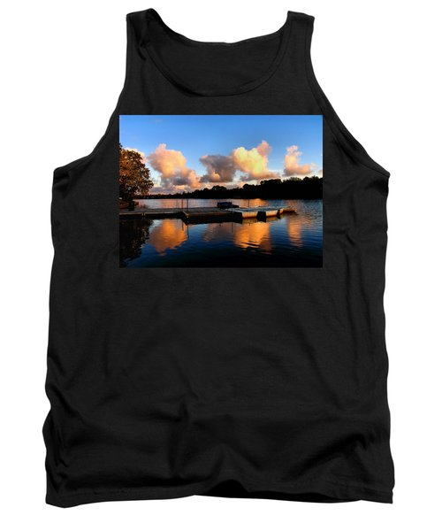 End Of A Summer Day Tank Top