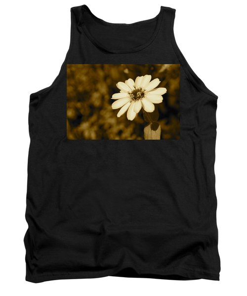 Tank Top featuring the photograph End Of Season by Photographic Arts And Design Studio