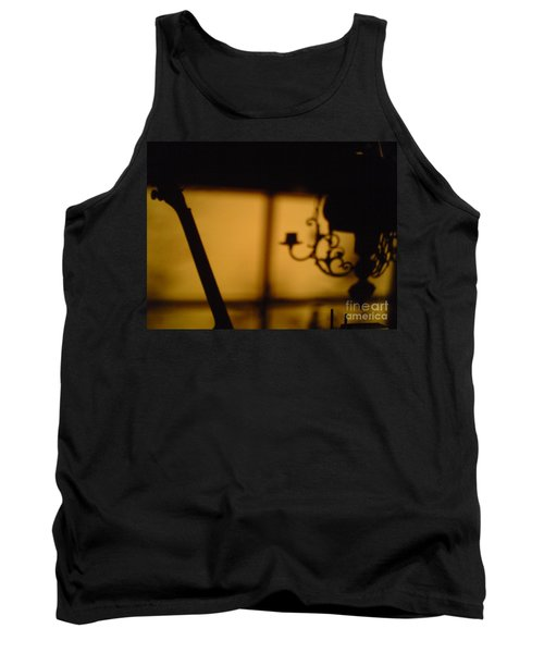 Tank Top featuring the photograph End Of The Day by Martin Howard