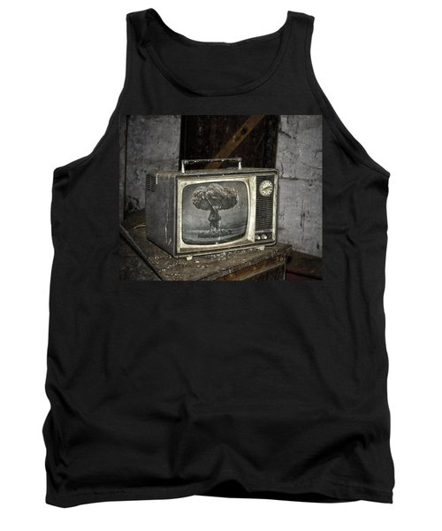 End Of The Show  Tank Top by Jerry Cordeiro