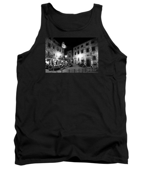 Evening In Tuscany Tank Top