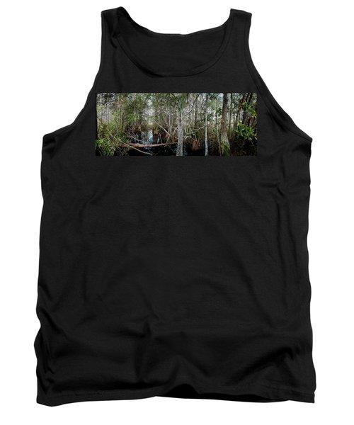 Everglades Swamp-1 Tank Top