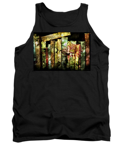 Evie's Book Garden Tank Top