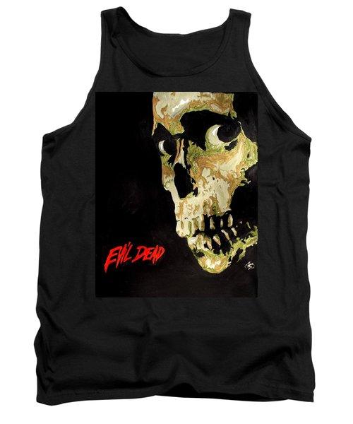 Evil Dead Skull Tank Top