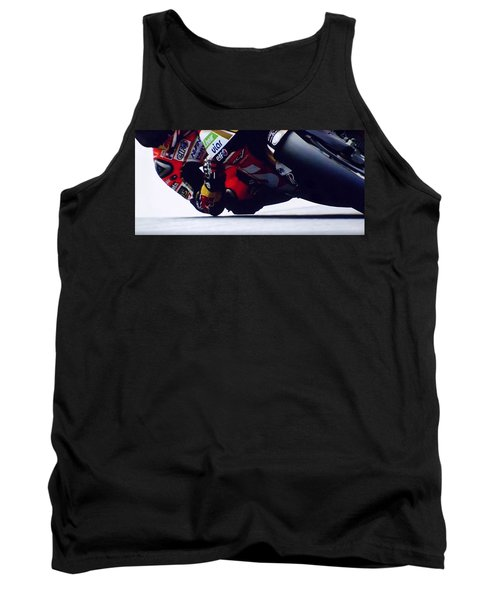 Extreme Tank Top by Bill Stephens