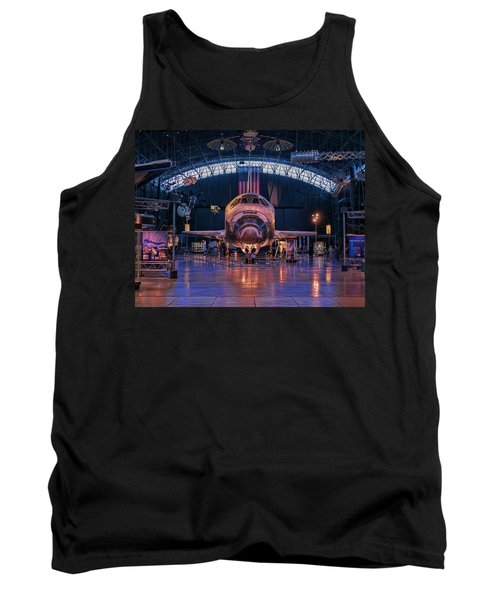 Face Of Discovery Tank Top