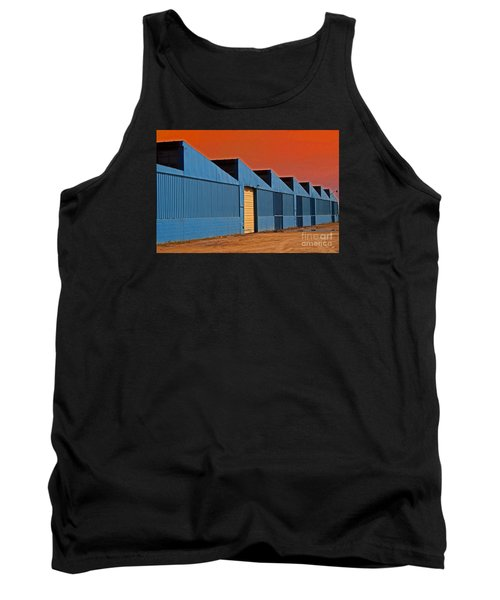 Factory Building Tank Top