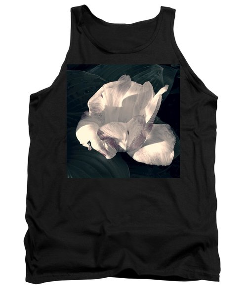 Tank Top featuring the photograph Faded Beauty by Photographic Arts And Design Studio