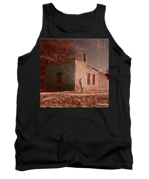Faded Memories Tank Top by Desiree Paquette