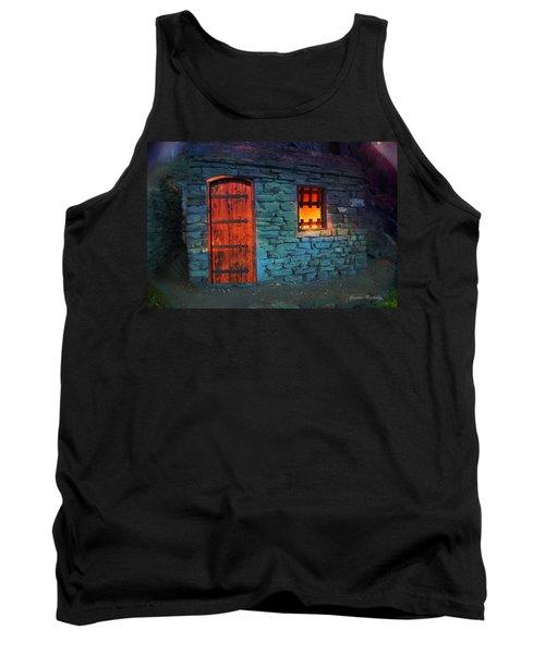 Fairy Tale Cabin Tank Top