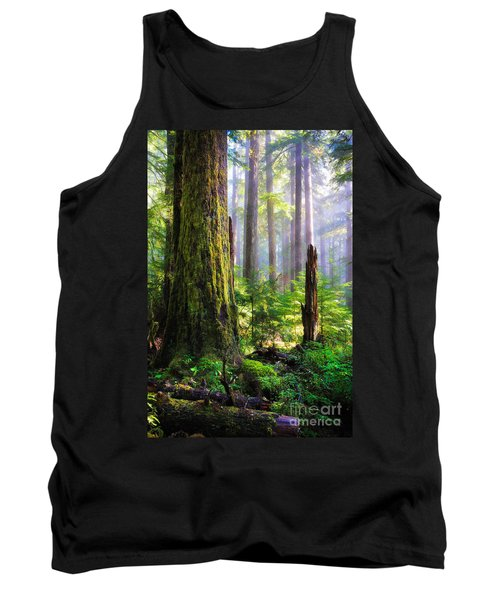 Fairy Tale Forest Tank Top
