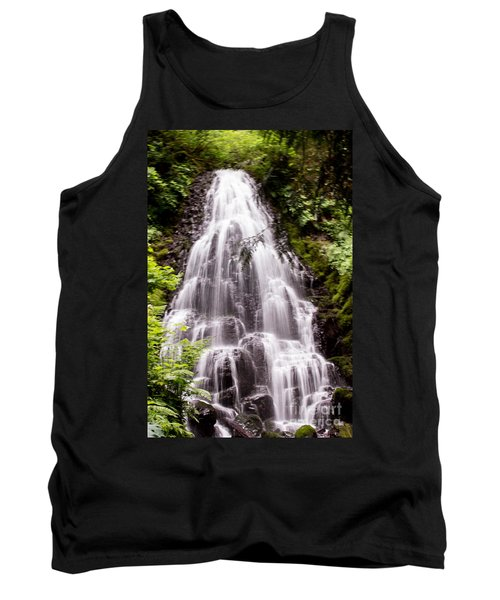 Tank Top featuring the photograph Fairy's Playground by Suzanne Luft