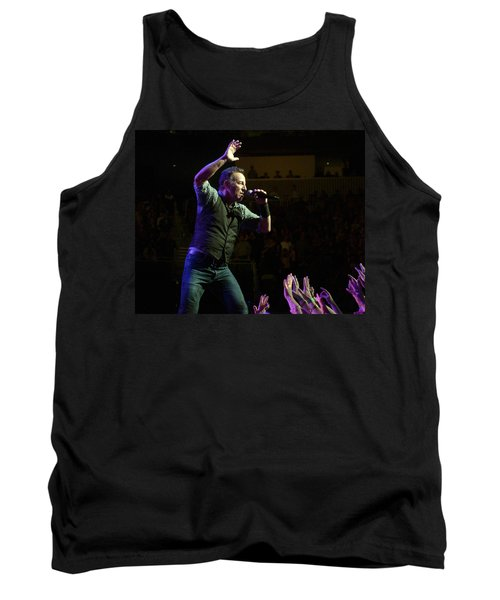 Faith Will Be Rewarded-color Tank Top