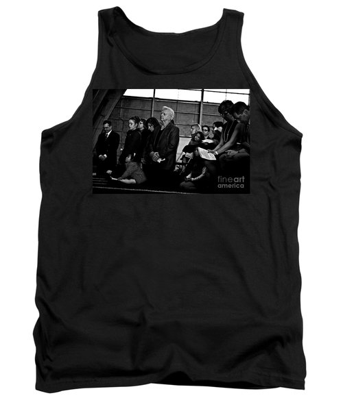 Faithful Fatherhood Tank Top