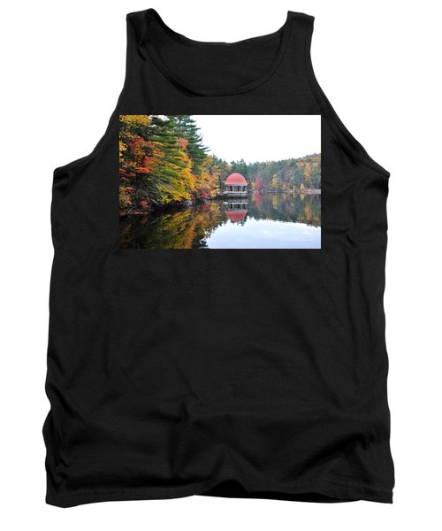 Coggshall Park, Fitchburg Ma Tank Top