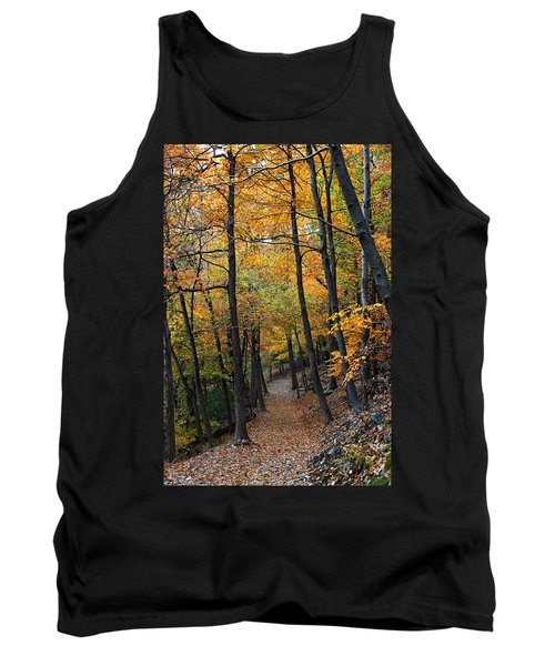 Fall Foliage Colors 03 Tank Top