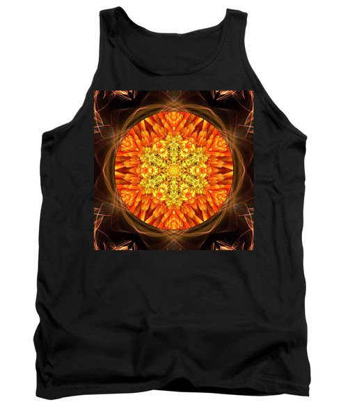 Fall Nature Spirit Tank Top