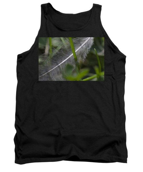 Fallen Feather Tank Top