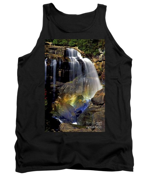 Falls And Rainbow Tank Top