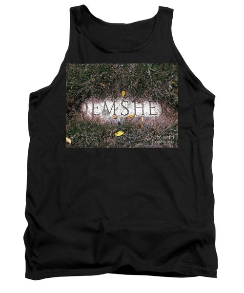 Tank Top featuring the photograph Family Crest by Michael Krek