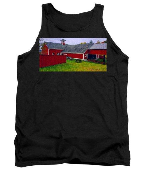 Farm Tank Top by Bill Howard