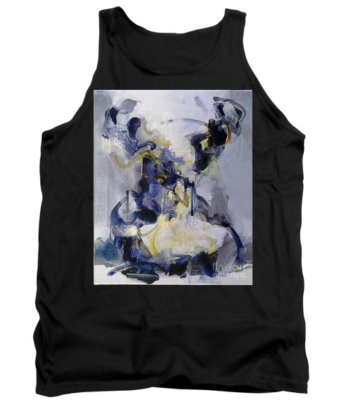 Fear Of Time Tank Top