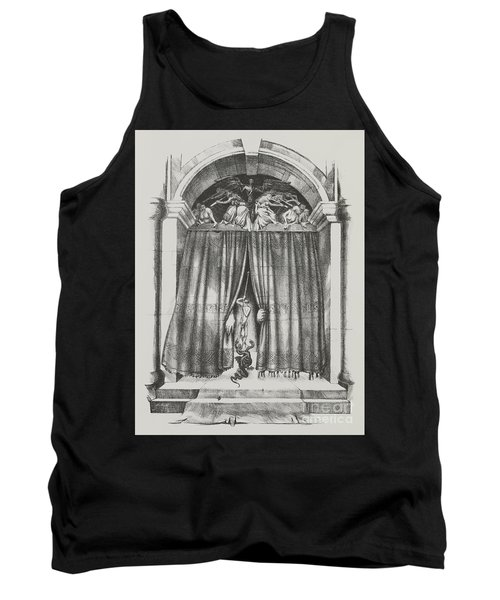 Fear's Overture Tank Top by Yvonne Wright