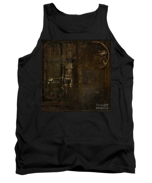 Tank Top featuring the photograph Feeling Invisible by Andrea Kollo