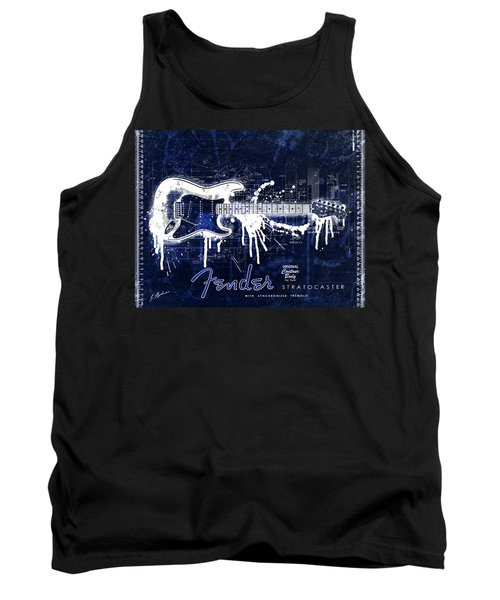 Fender Blueprint Washout Tank Top