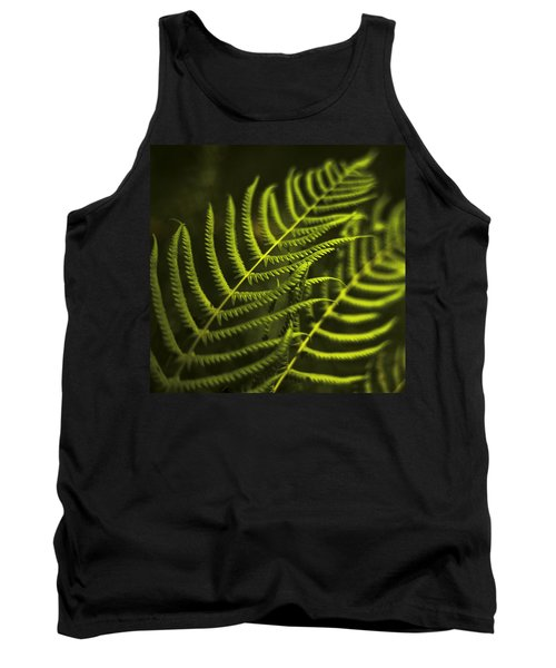 Tank Top featuring the photograph Fern by Bradley R Youngberg