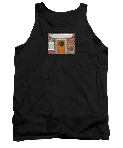 Adventure Suites Hotel Festive Post Office Tank Top