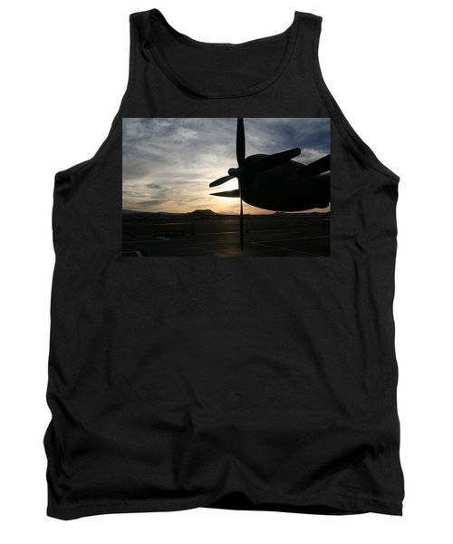 Tank Top featuring the photograph Fi-fi Power by David S Reynolds