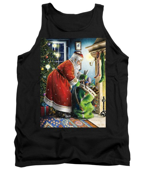 Filling The Stockings Tank Top