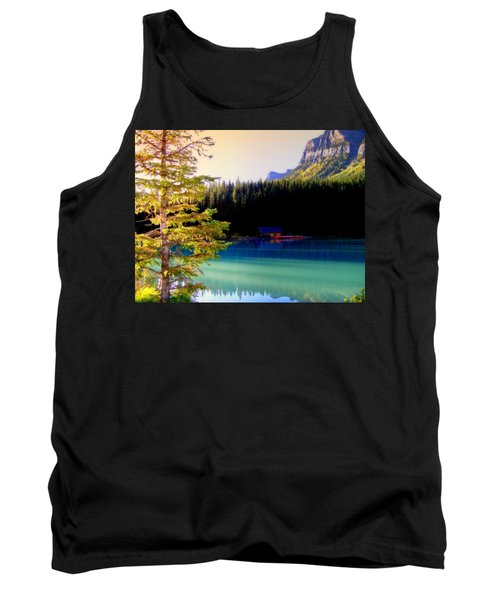 Finding Inner Peace Tank Top