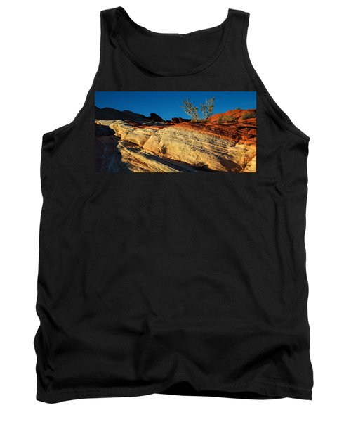 Fire Lines Tank Top