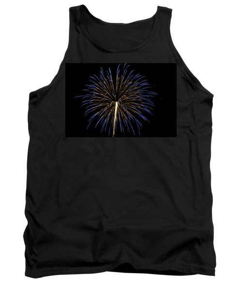 Fireworks Bursts Colors And Shapes 3 Tank Top