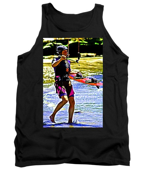 First Lesson Tank Top