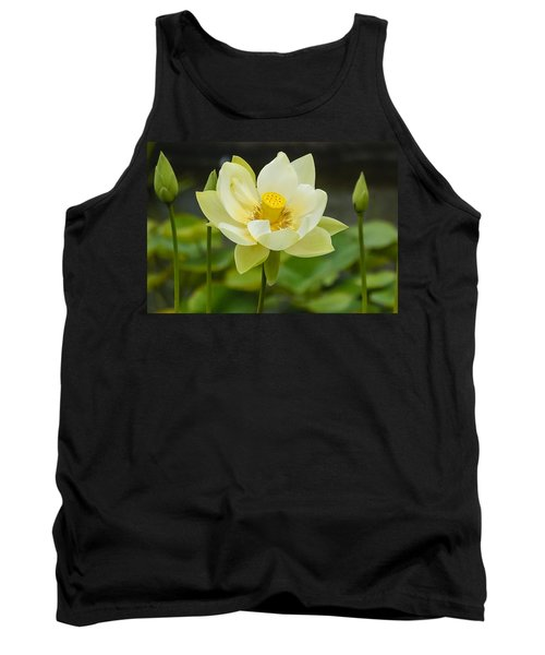 First To Bloom Tank Top