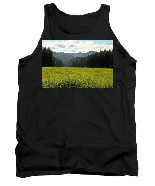 Fish Lake - Open Field Tank Top