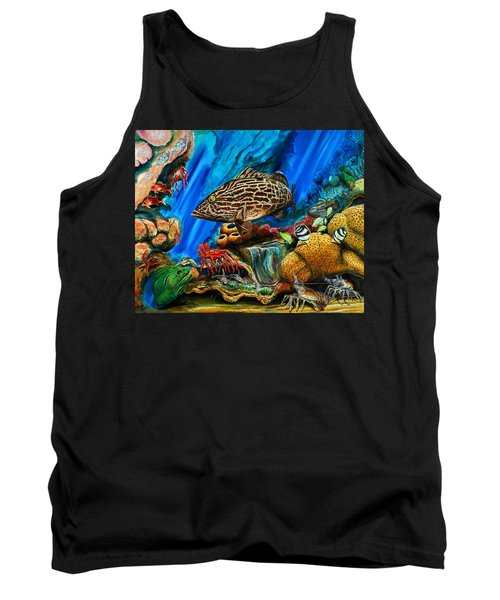 Fishtank Tank Top