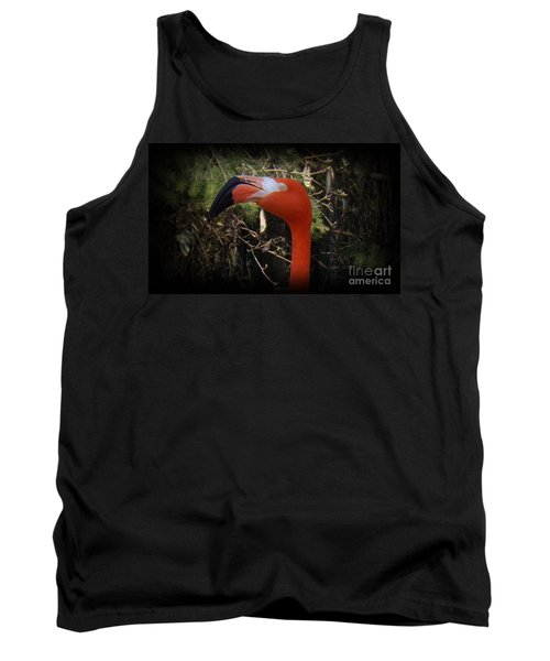 Flamingo Profile Tank Top