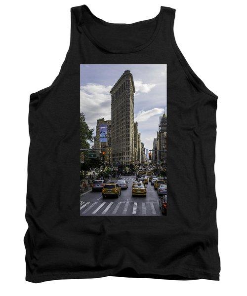Flatiron Building Tank Top