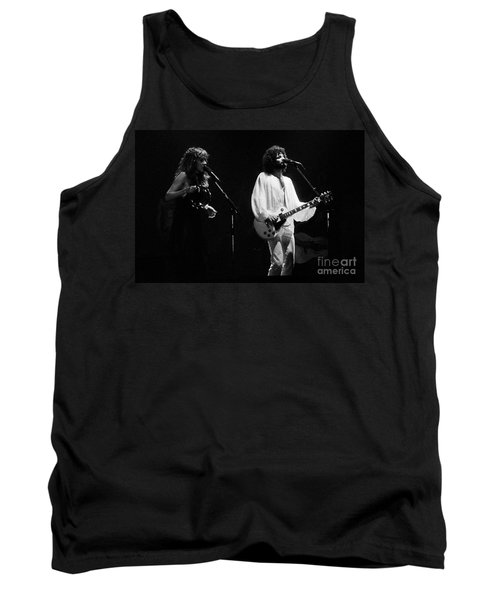 Fleetwood Mac In Amsterdam 1977 Tank Top