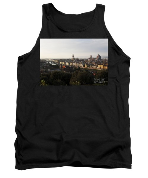 Florence Form The Piazza Michalengelo Tank Top by Belinda Greb