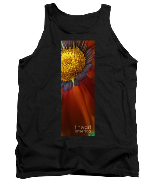 Tank Top featuring the photograph Flower by Andy Prendy