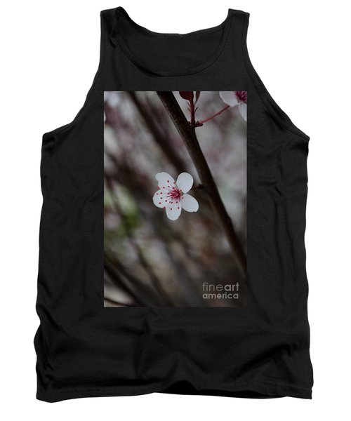 Flowering Plum 3 Tank Top