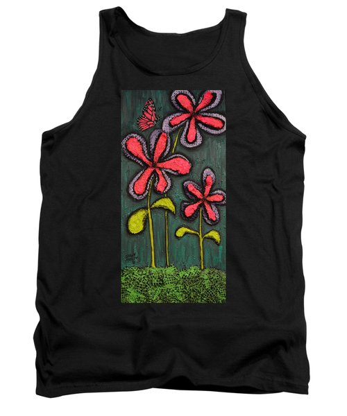 Flowers For Sydney Tank Top