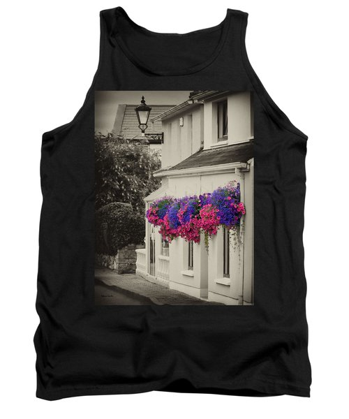 Flowers In Cashel Tank Top