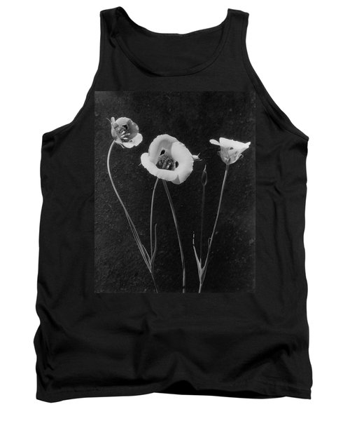 Flowers In Louise Beebe Wilder's Garden Tank Top